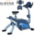 GS-9002RW Luxury Body Fit Self Generating Power Commercial Gymnasium Recumbent Bike