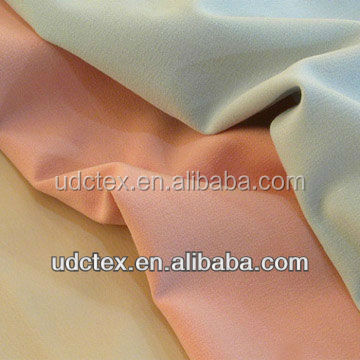 Solid color Viscose/Rayon stretch Fabric