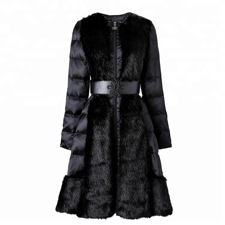 Winter new design women's padding jacket high fashion womens winter jacket