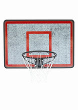 ZY plastic basketball hoop backboard