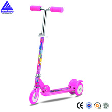 kids types scooter flicker pump scooter