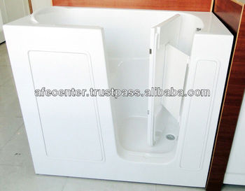 Superieur Elderly Walk In Bathtub With Shower Disable Bath Tub Ageing Seniors Bathtub  For Old People And