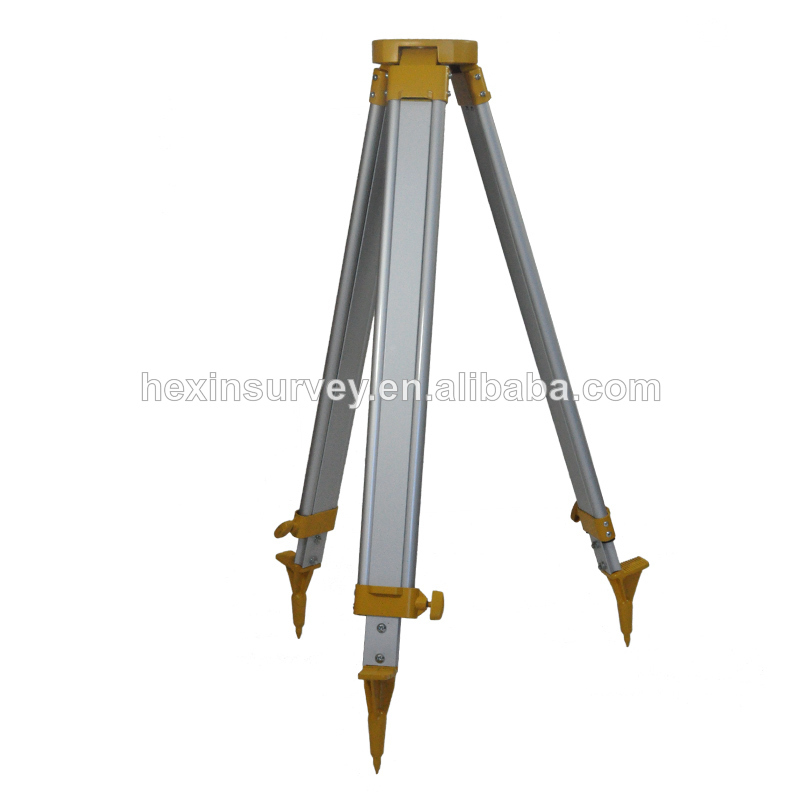Theodolite Tripod with Strong Stability and Convenient Locking