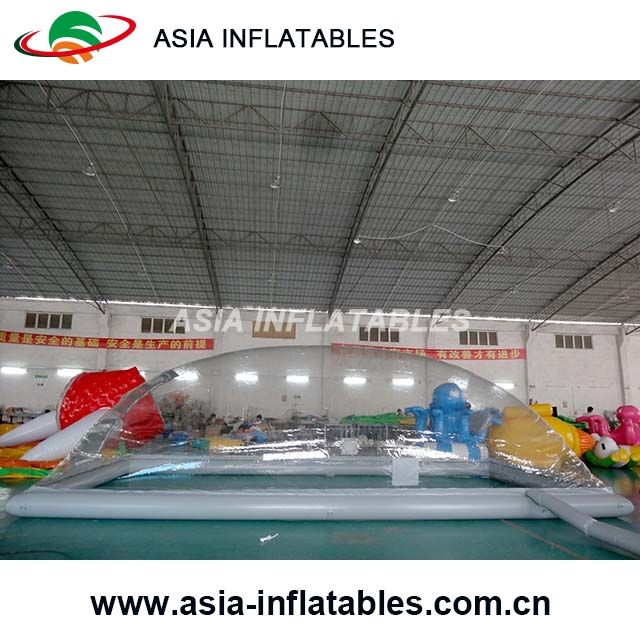 Inflatable Clear Pool Dome Inflatable Bubble Tent For Swimming Pool - Buy  Inflatable Domes For Sale,Inflatable Transparent Bubble Doom ...