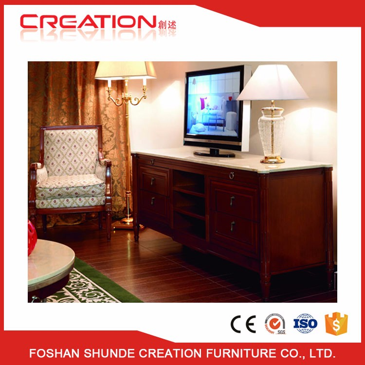 modern design mdf tempered glass l shaped plywood tv cabinet with