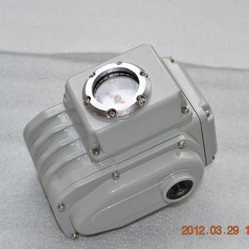 Pov Shanghai Miniature Electric Rotary Actuator 12v Buy