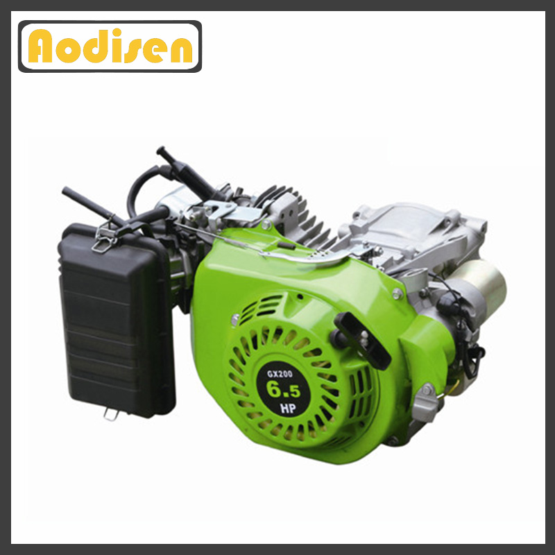 CE single cylinder 168 5.5hp air-cooled machine engine