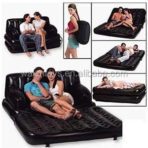 best sale inflatable air lounge sofa bed