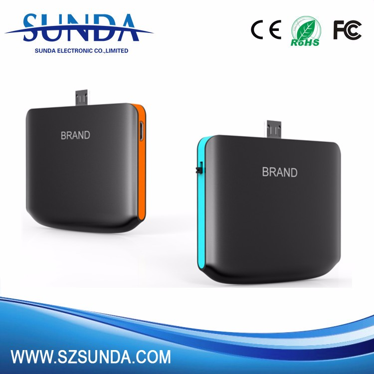Manufacturer Portable Power Bank One Time Use Disposable