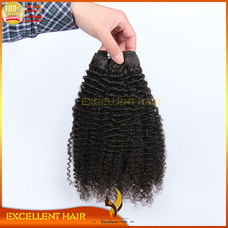 China Aliexpress hot selling one donor superior quality virgin curly hair and supreme remy hair weave