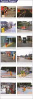 Easy Installation And Low Maintenance Automatic Barrier Gate With ...