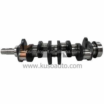 for MITSUBISHI CANTER 4M40 diesel engine crankshaft, View 4M40 crankshaft,  KUSO Product Details from Guangzhou Kuso Technology Co , Ltd  on
