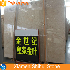 superior quality corinthian beige marble for counter top, floor tile, wall strip etc