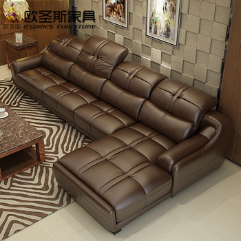 Brown Leather Sofa Set, Contemporary Leather Sofa,elegant Leather Sofa Set  Designs,Modern