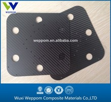 Precision cnc machining carbon fibre car parts