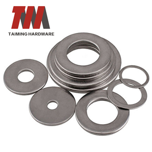 New arrival flat round washers Stainless steel metal washers