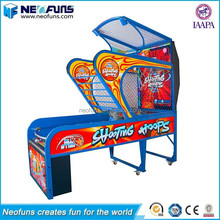 New Design Hoop Basketball Shooting Electronic Street Basketball