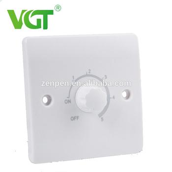 ceiling fan wall switch