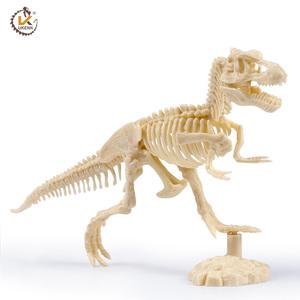 Dinosaur Skeleton Excavation Kit, Dinosaur Skeleton