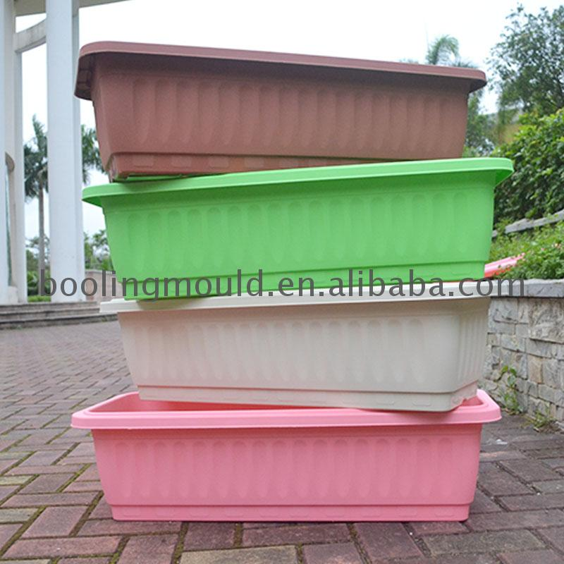 Mold maker all kinds park flowerpot mould supplier of Higih Quality