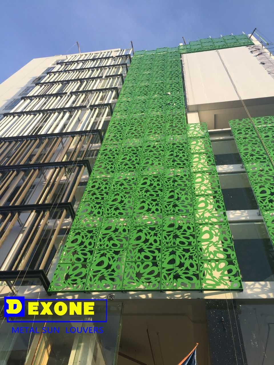 aluminum perforated wall panel aluminum /decorative metal screens ...