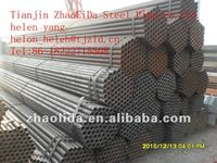 2012 hot sell pipes -hot dipped galvanized steel pipe for scaffold