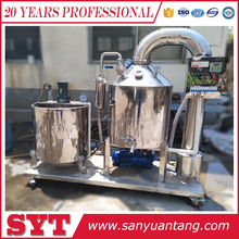 automatic honey production equipment bee extractor machine