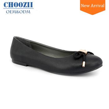Wide Size Wholesale Black Slip-on