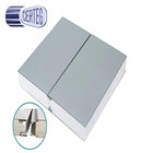 Factory Composite Perpainted Steel Metal Covered Insulated Foam Eps Sandwich Panel Price For Cleanroom