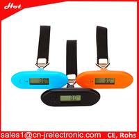 Handheld mini size weighing merchandising promotional