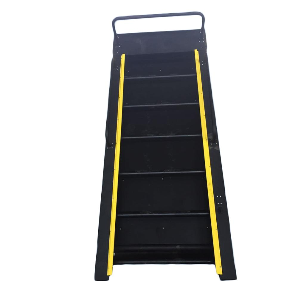 Jacobs Ladder Escada Climber Stepper Motorizada Elétrica Máquina de Alpinismo para Gym Fitness Equipment
