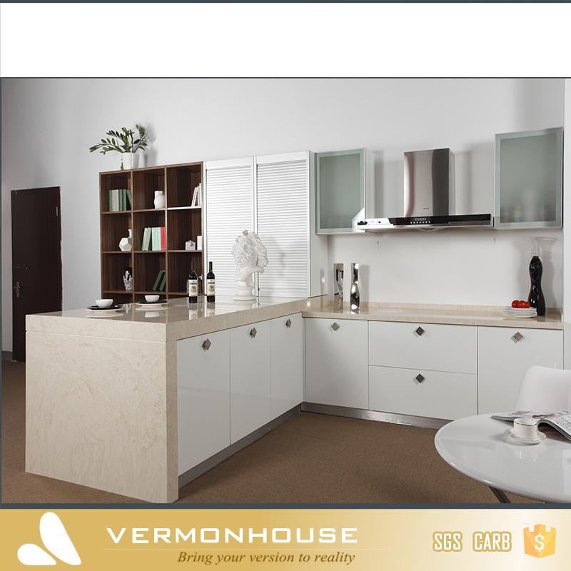 Manufacturer Blum Hardwear Mdf Carcase Kitchen Cabinet