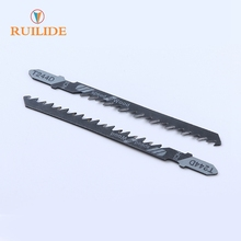 High security carbon steel material HCS curve reciprocating saw blade