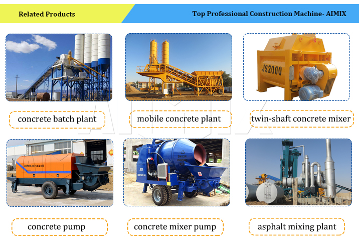 Hot sale! 25m3 cement plant Mini mobile concrete batch plant price