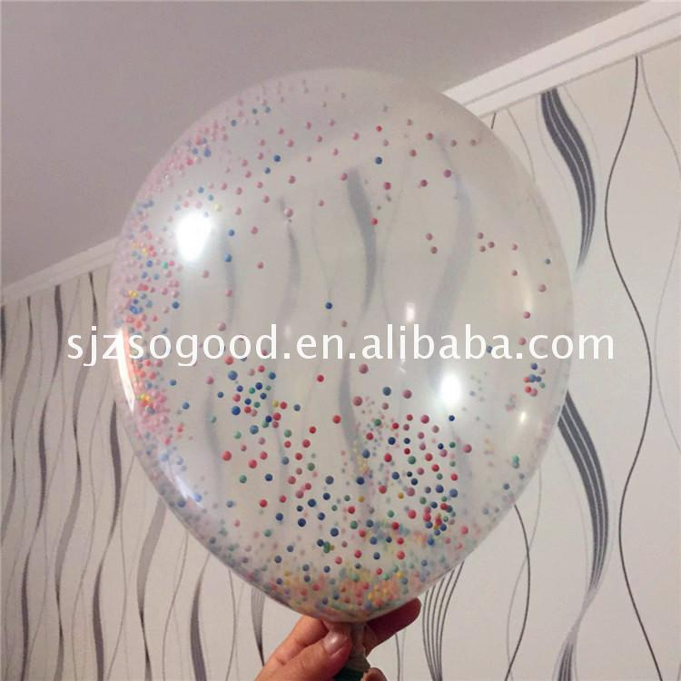 Commerciële ballon gewicht voor indoor en outdoor party