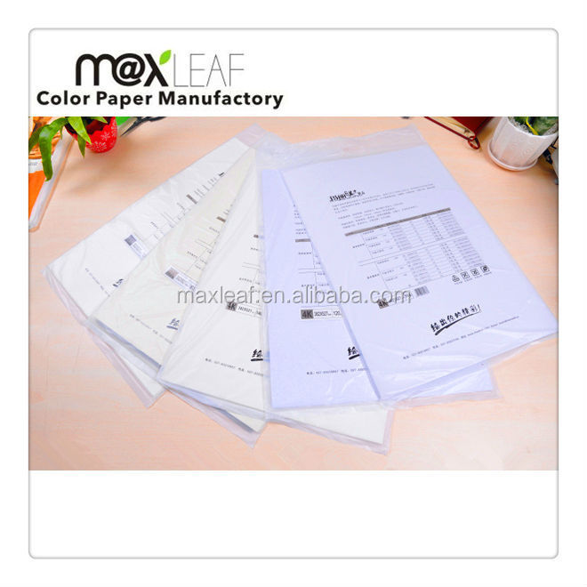 382*527mm 140gsm art sketching paper of white color