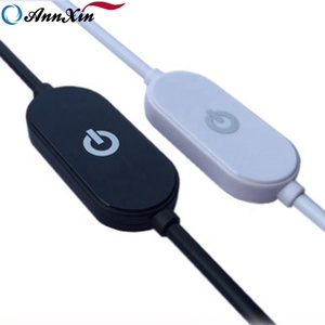 High quality online ultra-thin touch on off switch  cable