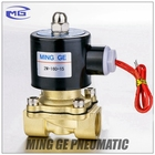Normally closed 2W series 2 Way Water Solenoid Valve air gas oil pneumatic valve