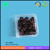 Transparent PET blister box for fruits packaging/ disposable plastic vegetable container box