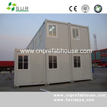 Low Cost Double Storey Modular Container House,Container Home,Office  Container