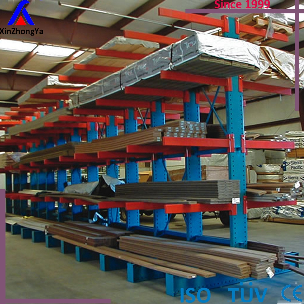 China Manufacturer Steel Material Pipe/plate Storage Cantilever ...