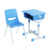 2017 New school desk and chair for furniture