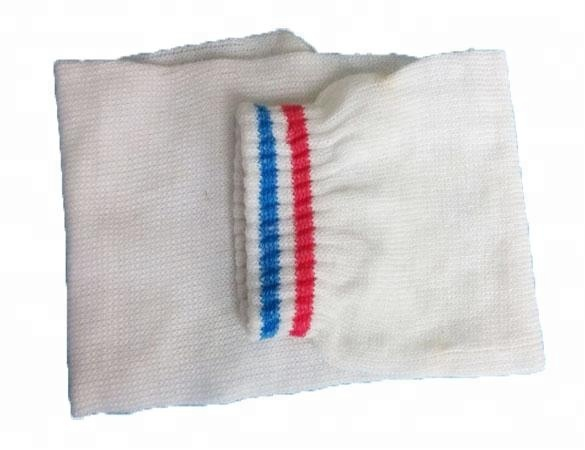 Thicker Fitting Socks With Polyester White Disposable Socks