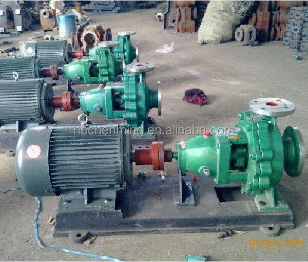 IH zero leakage acid resistant centrifugal pumps manufacturer