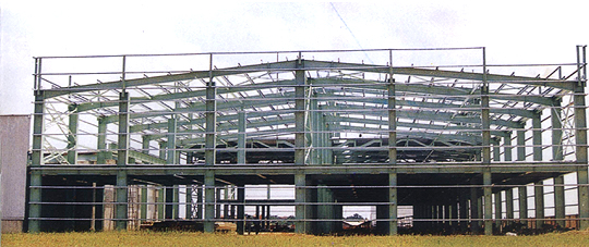 china low cost steel structural agricultural warehouse price