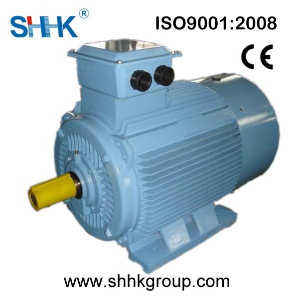 High Efficiency Electric Motor Mount Types B3/5/35 Etc.