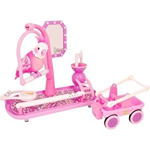 Moose Toys Little Live Pets Season 3 Clever Keet, Pink Loves Music