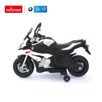 RASTAR ride toy cars BMW licensed electric motorcycle for children