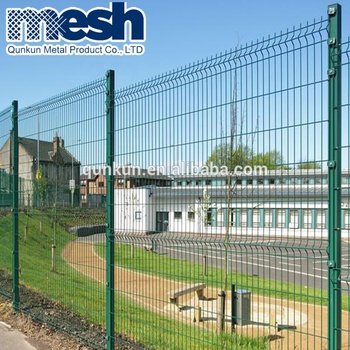 China Supplier Welded Mesh Fence Panel For Sales