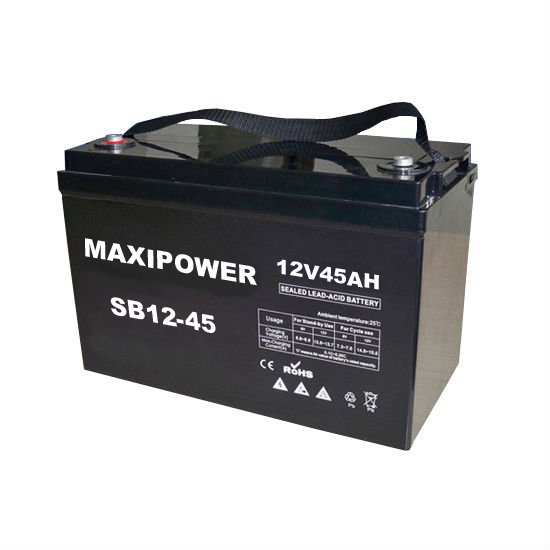 Valve Regulated Rechargeable Battery 12v 45ah AGM Battery UPS Battery 7ah 12ah 22ah 24ah 38ah 65ah 100ah
